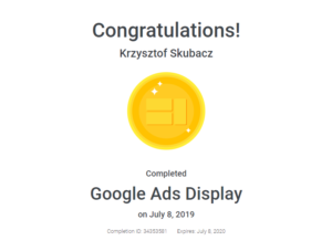 google ads display